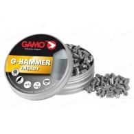 Õhupüssikuulid Gamo G-Hammer 4,5mm 1g