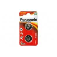 Patarei Panasonic CR2032/B 2-tk