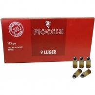 Padr.Fiocchi 9mm Luger FMJ 7,5g