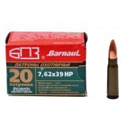 Padr.Barnaul 7,62X39 HP 8,0g