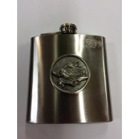 Pläsku metall Metssiga 180ml