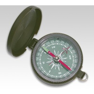 Kompass Linder tasku 46mm oliiv