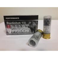 Padr.12cal Fiocchi Buckshot 35g nr7/0