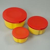 Söödatopside komplekt WormBox 3tk