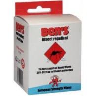 Ben's salvrätikud  30 % Deet  N15