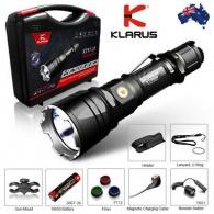Taskulamp Klarus XT12GTHuntingKit1600Lum