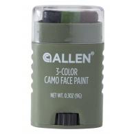 Maskeerimispulk Allen 3-color CamoFace
