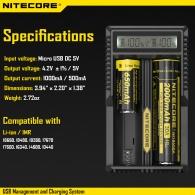 Akulaadija Nitecore UM20 4,2v USB