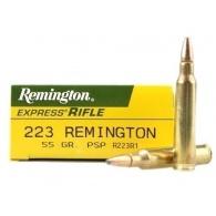 Padr.Remington 223Rem PSP 3,6g