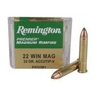 Padr.Remington 22WMR ACCT 2,14g 610m/s