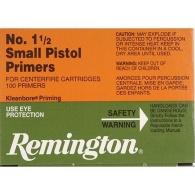 Sütik Remington Small Pistol 1 1/2