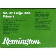Sütik Remington Large Rifle 9 1/2