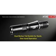 Taskulamp Klarus XT2C 1100Lm
