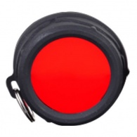 Filter Klarus 43,5mm*21mm Punane  XT11
