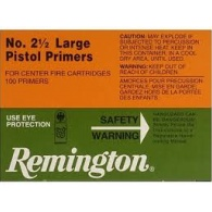Sütik Remington Large Pistol 2 1/2