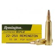 Padr.Remington 22-250Rem PSP 3,6g