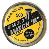 Õhupüssikuulid Diabolo Match R 4,5mm