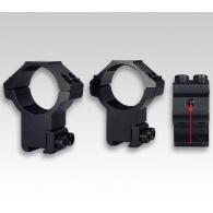 Optikajalad Lensolux alu.25,4mm